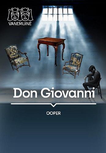 """Ooperi """"Don Giovanni"""" plakat"""
