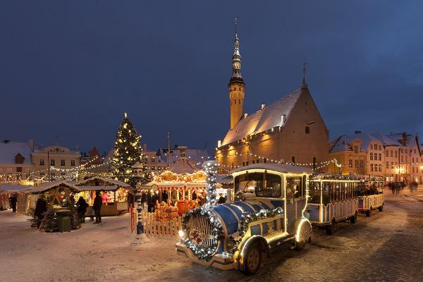 Tallinner Weihnachtsmarkt