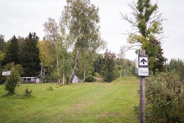 Järvakandi discgolfi park