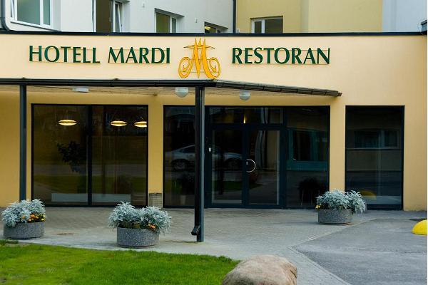 Гостиница Марди
