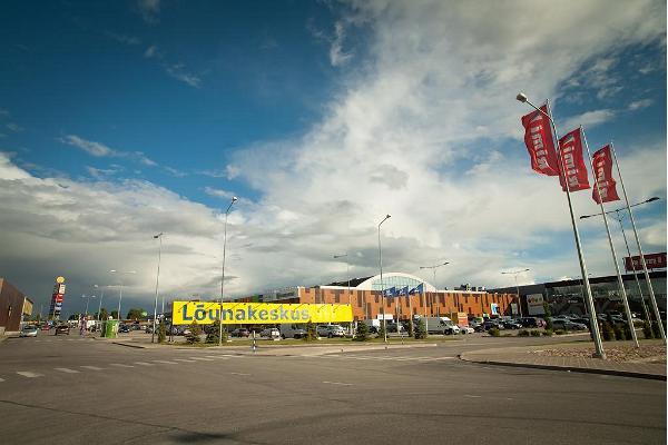 Shopping- och fritidscentrum Lõunakeskus
