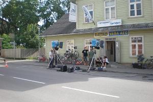 Bike rental at the shop Rattad Vaba Aeg