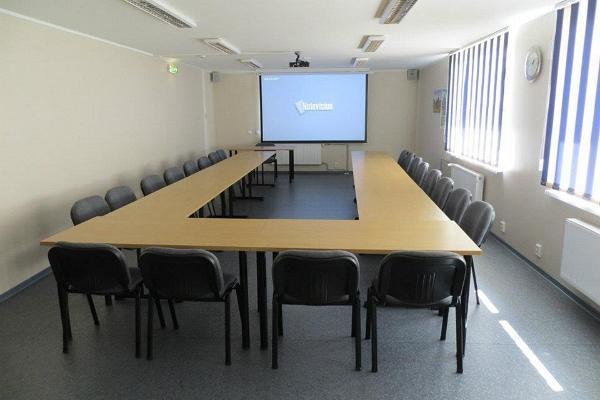 Vao külalistemaja seminarisaal