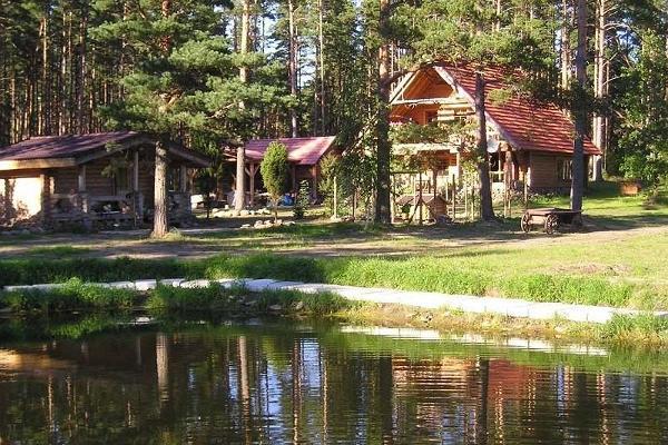 Ferienzentrum Jõekääru