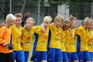 Kansainvälinen nuorten jalkapalloturnaus SUMMER CUP