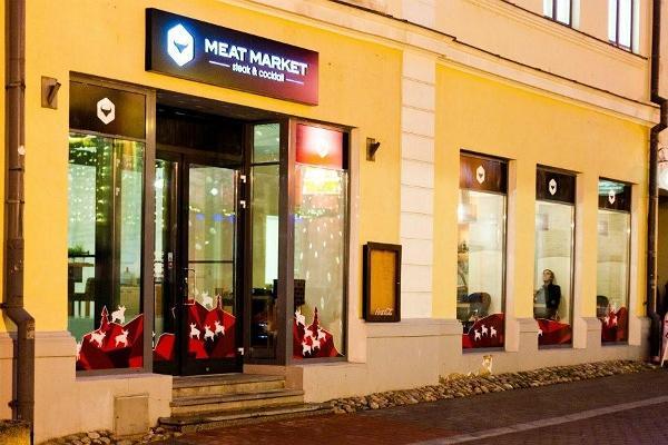Restorāns Meat Market Steak & Cocktail