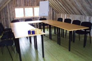 Seminar rooms at the Metsanurme village centre