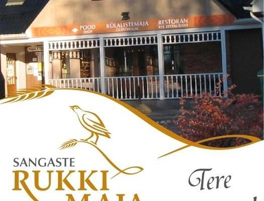 Gästehaus Sangaste Rukki Maja