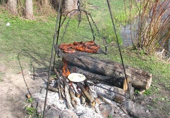Kettas saimniecības vikingu pikniks