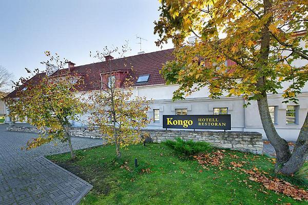 Kongo Hotell