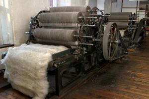 Шерстяной фабрике Ваэмла