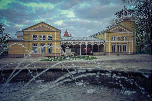 Kurgebäude Kuressaare