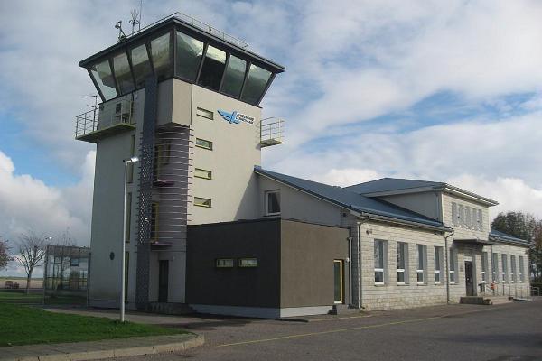 Kuressaare Lennujaama külalistemaja