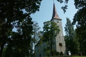 St. John's Lutheran Church in Suure-Jaani