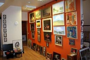 Konstsalongen Avatud Ateljee
