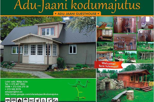 Adu-Jaans Heimunterkunft