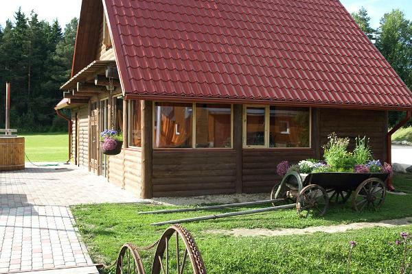 Ferienhaus Metsajõe