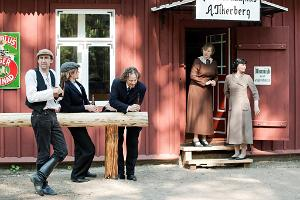 Lau Village Shop at the Estonian Open Air Museum