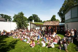 Ideas for travel with children in West-Estonia
