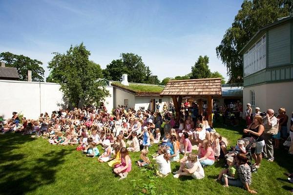 Lastega reisimise võimalused Lääne-Eestis