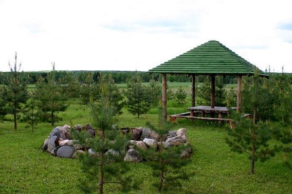 Туристический хутор Метсавеэре