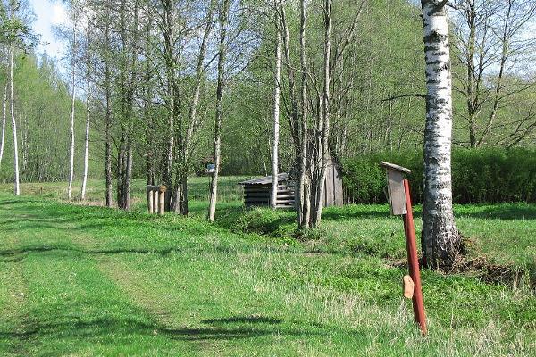Soomaa Rahvuspargi Meiekose õpperada