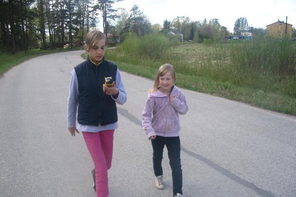 GPS-äventyr med Seikle Vabaks