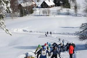 Talvinen lumiloma Vasknan matkailutilalla Haanjassa
