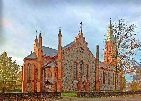 Pauluskyrkan I Viljandi