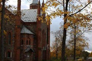 Viljandi Pauluse kirik (St. Paul's church in Viljandi)