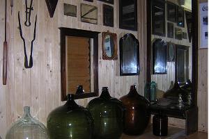 Meleski stikla muzejs - privātkolekcija