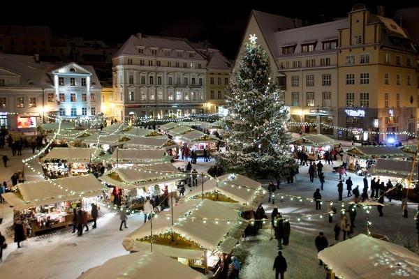 Tallinas Ziemassvētku tirdziņš
