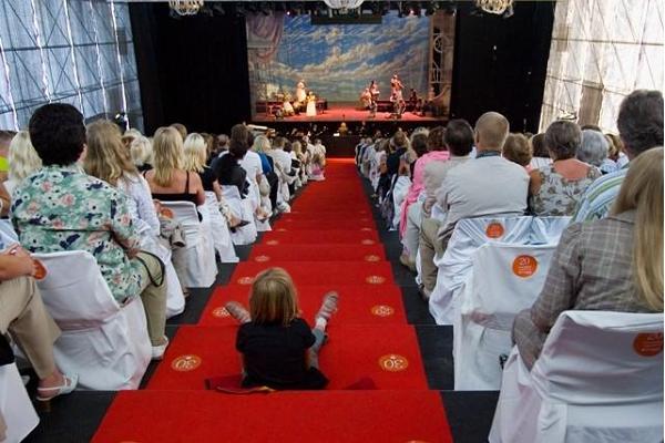 Operntage auf Saaremaa