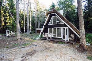 Ristna Puumetsa – pieni talo