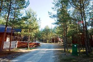 Roosta Puhkeküla majutus
