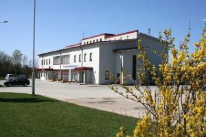 Das Freizeitzentrum von Tabivere