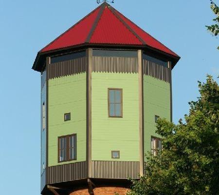 Viljandi vana veetorn (Viljandi Old Water Tower)