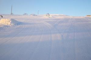 Schneepark von Viljandi