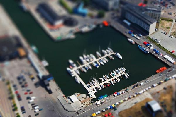 Яхтенная гавань Таллиннского Старого порта