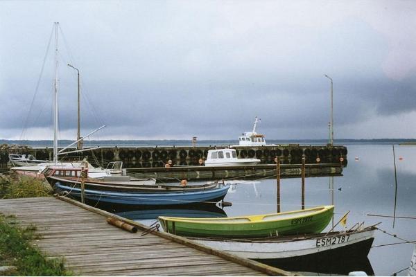 Orissaare Port