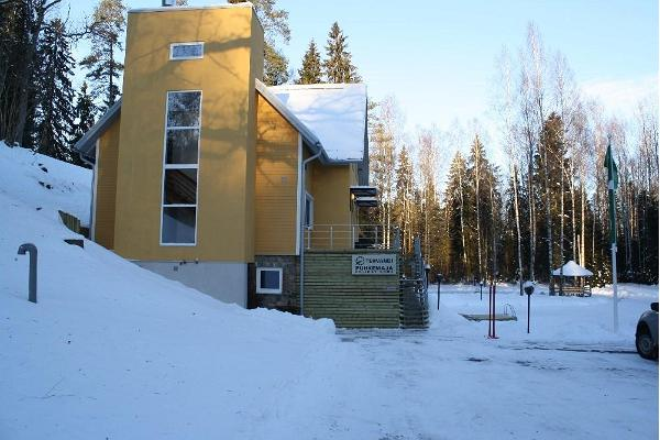 Tehvandi Holiday House