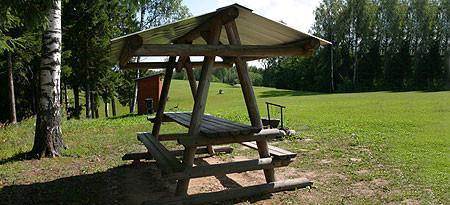Туристический хутор Väike-Trommi