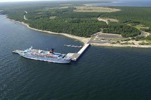 Hafen von Saaremaa