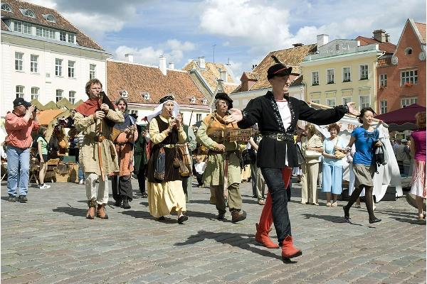 Tallinn Gamla Stads Dagar
