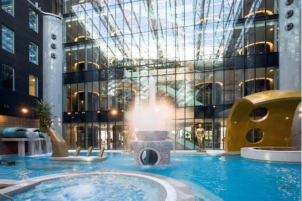 Tallink Spa & Conference Hotels konferenscentrum