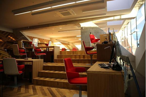 Konferenscenter i Tartu Universitets Narva College