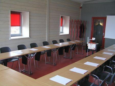 Saka Cliff & Spa Hotel – Meretorn seminar rooms
