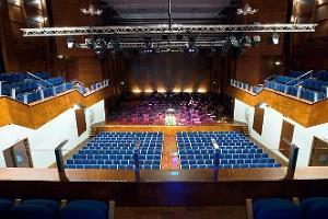 Das Konzerthaus Jõhvi