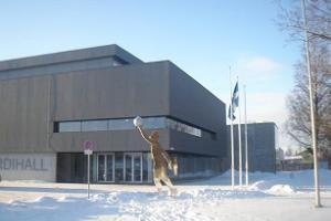 Pärnu Sports Hall