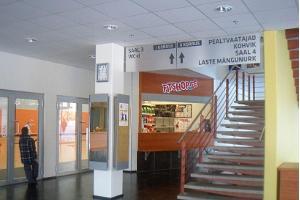 Sporthalle Pärnu